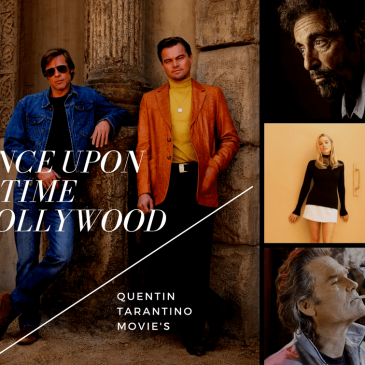 Once Upon A Time In Hollywood Filmi ve Yıldızları